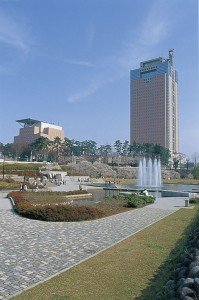 Gunma Prefectural Government Building